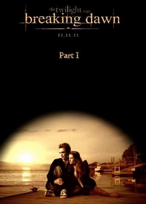 "00d9b1e39f02d57be65ad2a9a6eaa3b8 XL - Robert Pattinson y Kristen Stewart - Primer trailer de ""Amanecer"" en español"
