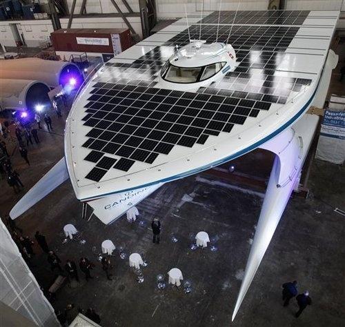13f34e2b533e12c6166f88368dcd8c07 - PlanetSolar es el barco solar más grande del mundo con 500 m2 de paneles