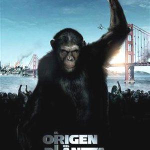"""Trailer y Estreno de """"El Origen del Planeta de los Simios"""" 9"""