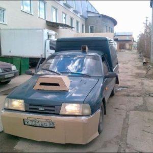 El coche mejor tuneado de su barrio 24
