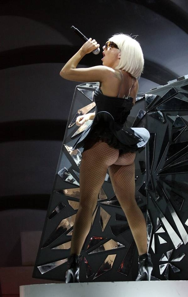 Lady Gaga no tiene amigos 12