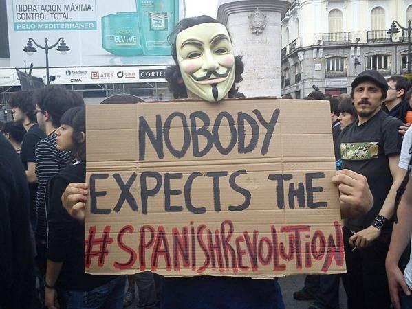Protestas masivas en España: ¿Revolución o manipulación? 12