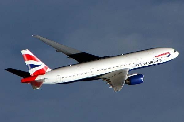 Un avión de British Airways avisa por error al pasaje de que el aparato iba a estrellarse en el mar 2