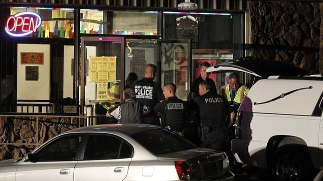 Seis muertos y cuatro heridos durante un tiroteo en una fiesta de cumpleaños en Texas 14