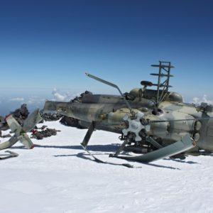 Un Helicóptero Perdido 26
