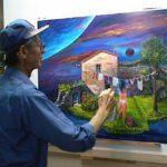 El pintor de la memoria 9