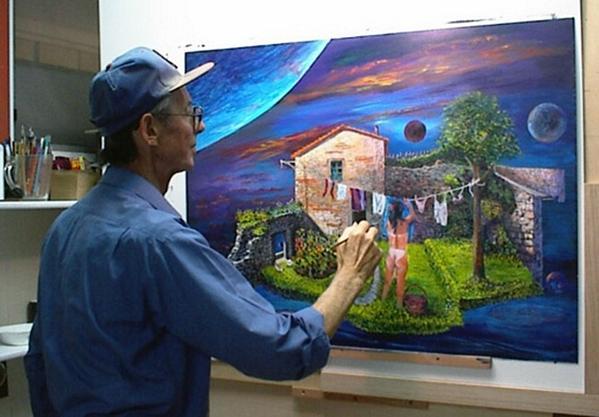 El pintor de la memoria 2