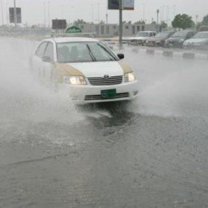 Programa secreto creó 52 tormentas de lluvia artificial en el desierto de Abu Dhabi 7