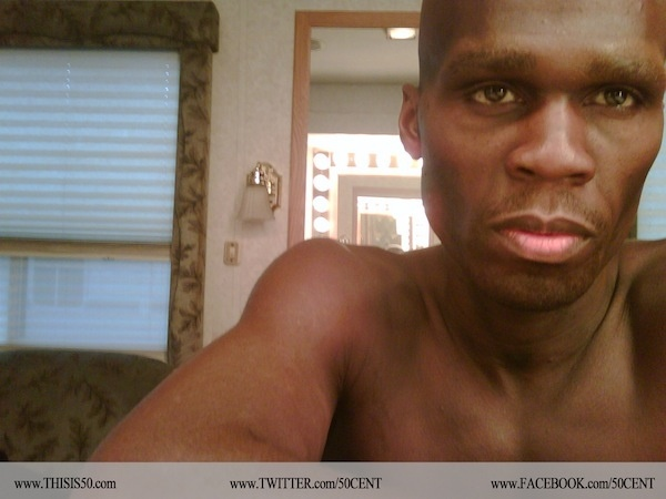 50 Cent pierde unos 25 kilos de peso para una película 1