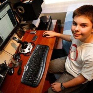 Un niño creó un sistema que anticipa los Terremotos por Twitter 10