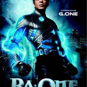 Trailer de la película India Ra.One made in Bollywood 85