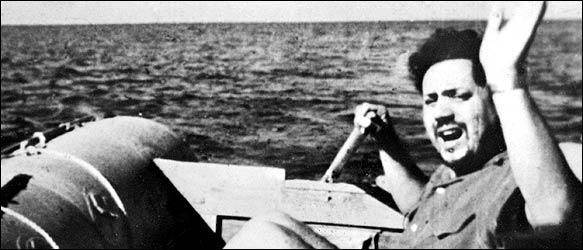 El francés que pudo cruzar el océano como un náufrago voluntario 21