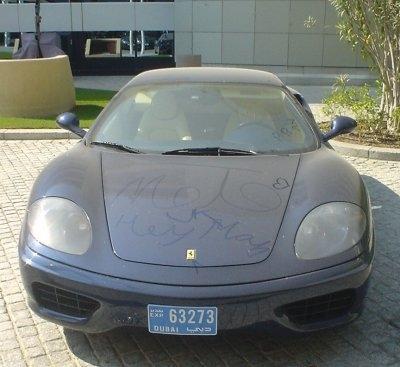 deb45d333d0414ba3de42155789fdb4a - Coches de lujo abandonados en Dubai