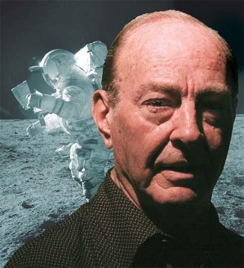 La NASA demandó al ex-astronauta Edgar Mitchell 12