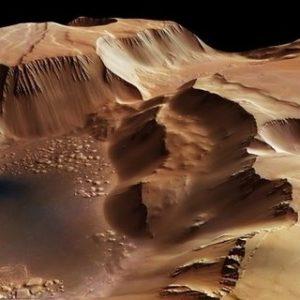 La NASA encuentra Agua Salada en estado liquido en Marte 21