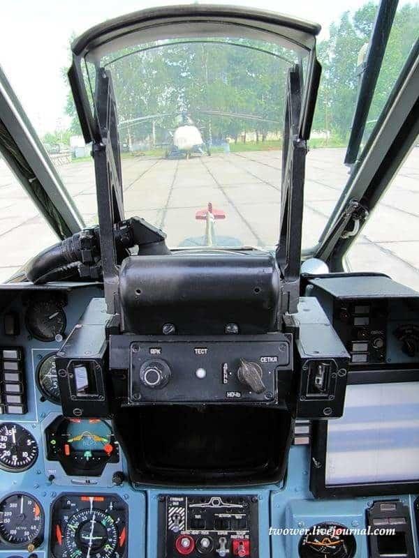 El centro de entrenamiento de vuelo en Torzhok Rusia 6