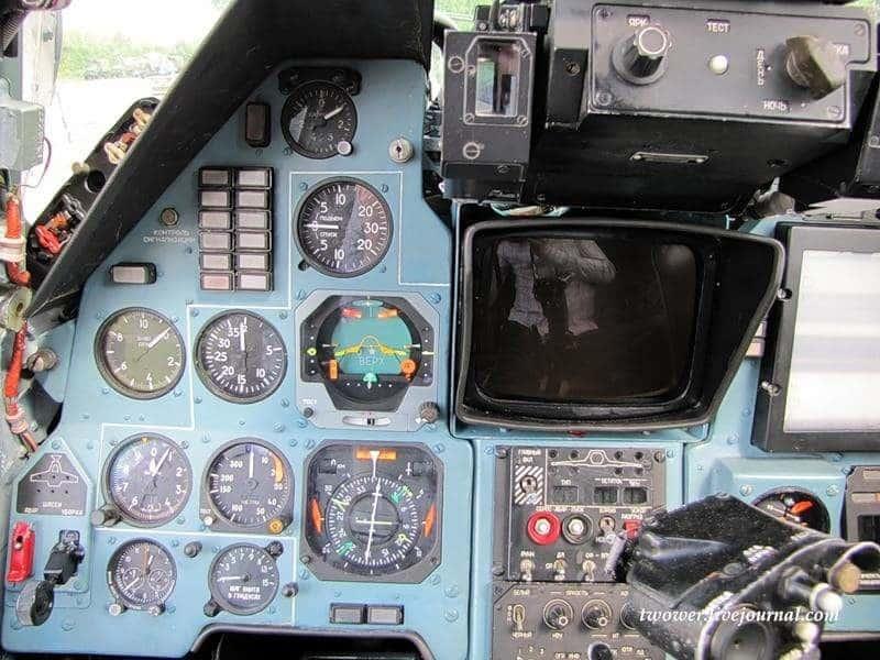 El centro de entrenamiento de vuelo en Torzhok Rusia 12