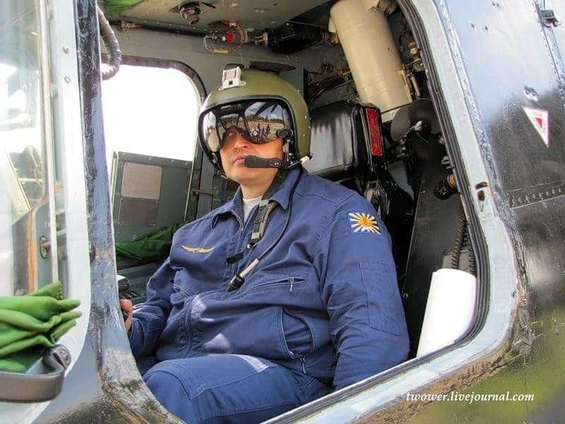 El centro de entrenamiento de vuelo en Torzhok Rusia 35