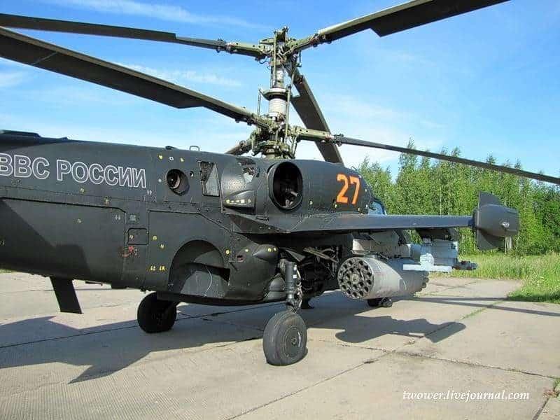 El centro de entrenamiento de vuelo en Torzhok Rusia 38