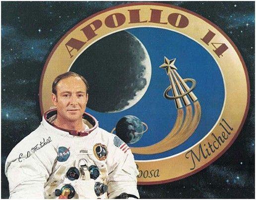 La NASA demandó al ex-astronauta Edgar Mitchell 16