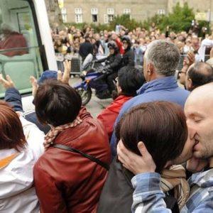 La visita del Papa cuesta cien veces más que el Orgullo LGTB y aportará diez millones menos de beneficio a Madrid 24