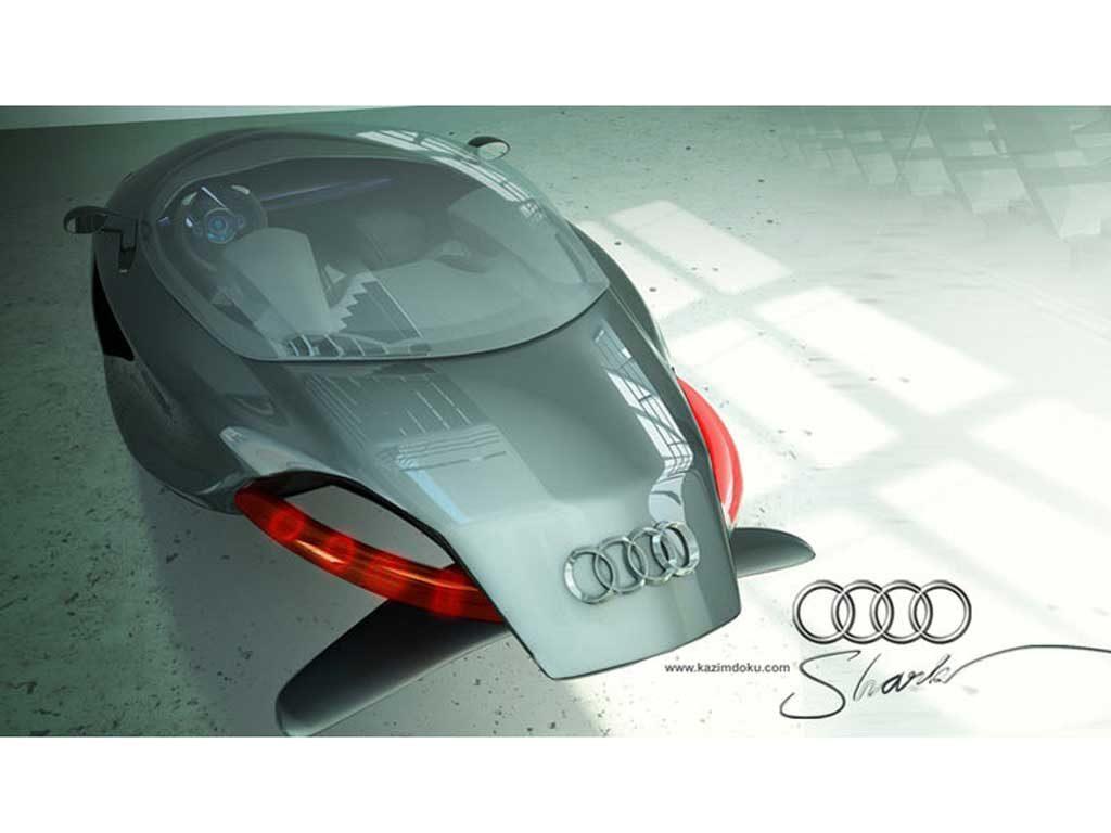 Audi Shark Concept el Coche volador 2