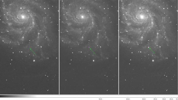 1ba6f013b03d3119f460bad3db0fbe5d - Descubren supernova que estalló cerca de la Tierra