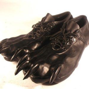 Zapatos Rusos Pata de Oso 24