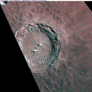 La NASA encontró restos de una nave espacial en la Luna 22