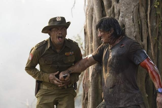Ya hay guion para Rambo 5 9