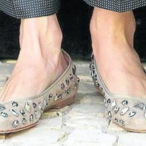 La Princesa Letizia usa manoletinas de 500 euros 4
