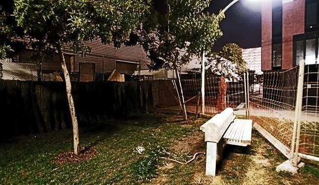 Un padre de familia a punto de ser desahuciado se ahorca en plena calle 14