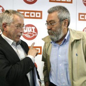 Nueva traición a los trabajadores CC OO y UGT ofrecen a Zapatero moderación salarial 29