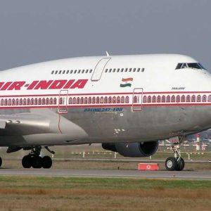 Un avión indio se equivoca de destino porque los pilotos se duermen 22