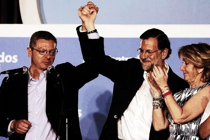 El PP de Madrid amenaza con sacar a sus 90.000 afiliados frente a los Indignados 9