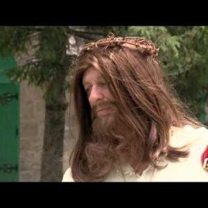 Vídeo de Jesucristo que convierte el agua en vino 8