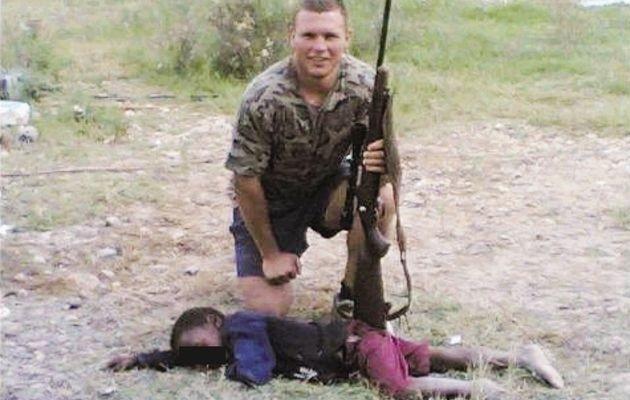 Se Busca a Cazador de niños negros en Sudáfrica 14