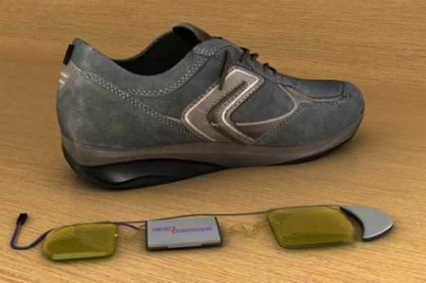 Noticias: Cargar Batería del Teléfono Móvil mientras caminas