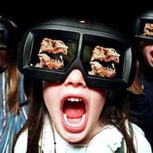 El cine 3D deja de ser rentable en USA. Hollywood se preocupa 24