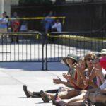 La actriz Daryl Hannah detenida por manifestarse 6