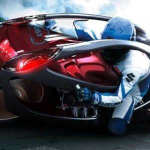 Hyundai Concept Motorcycle 19