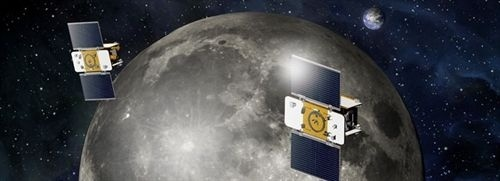 La NASA lanza dos sondas para desterminar el mapa gravitacional de la Luna 2