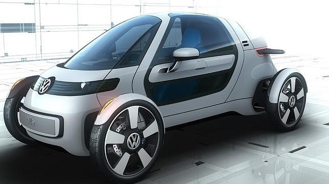 Volkswagen presentará el concepto NILS en Frankfurt 101