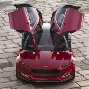 Ford presentará el Evos Concept en el Salón de Frankfurt 33