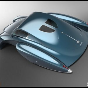 Bugatti Stratos 28