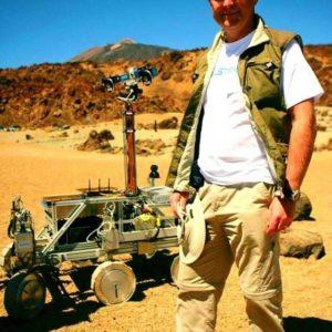 Tenerife prueba un Rover para viajar a Marte 23