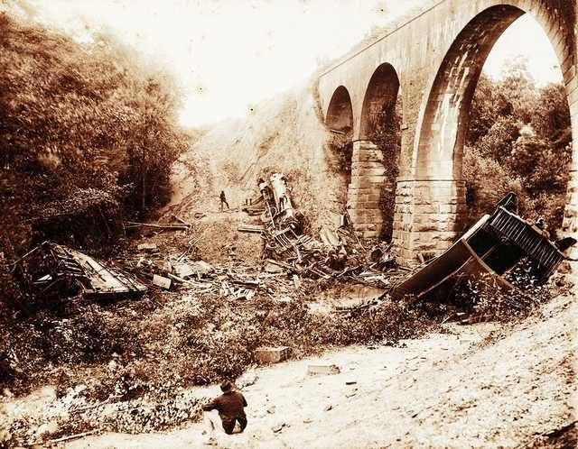Noicias Curiosas - Tren Fantasma