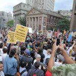 Ganan fuerza las protestas en EEUU 8