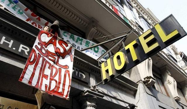 7c1e447b255bbf211e80f00dade07568 - Welcome to the Hotel Indignado
