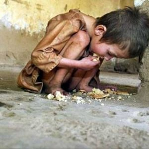 El 25% de los niños españoles vive en el umbral de la pobreza 25
